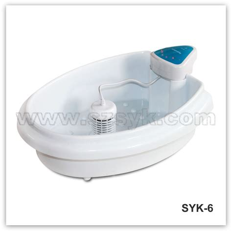Detox Spa Equipment by China Hydrosana Detox Foot Spa Syk 6 China Detox