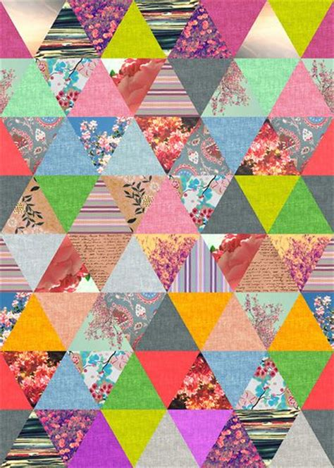 triangle pattern tumblr hipster floral triangles hipster twitter backgrounds