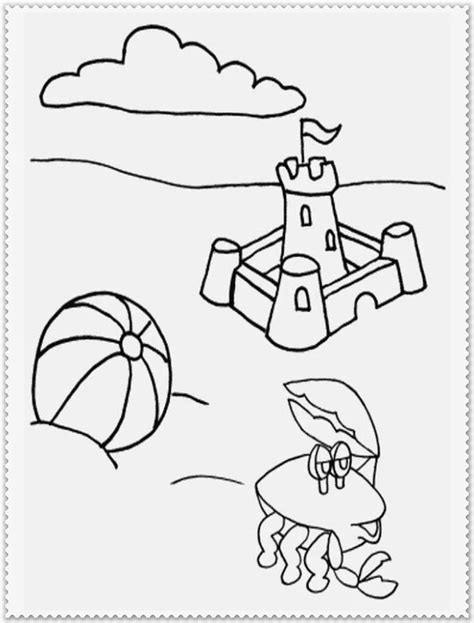 coloring pages summer summer coloring pages realistic coloring pages