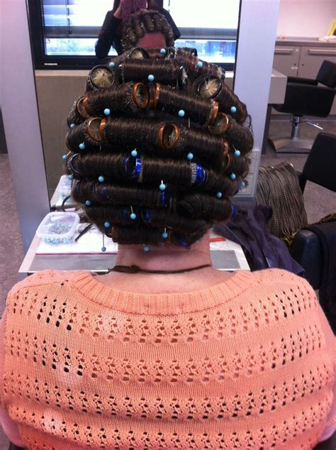 hair dryers for over curlers 1000 images about hair curlers and hair rollers and perm