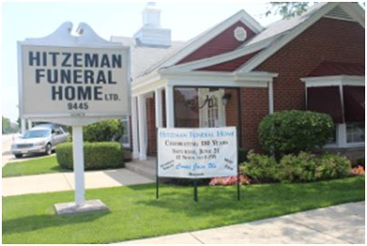 110th anniversary hitzeman funeral home cremation