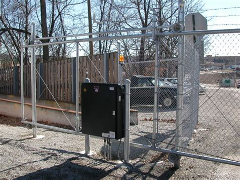 Gate After Mba by Allegheny Fence Gate Operator Systems