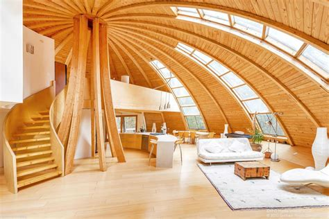 geodome house for under 1m you can buy a dome home in new paltz that