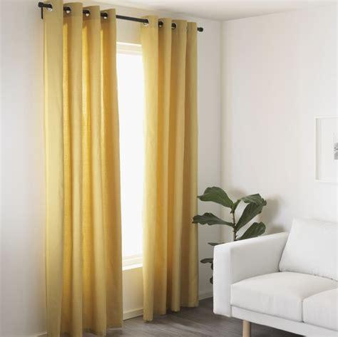 gordijnstof ikea 20 beste idee 235 n over geel interieur op pinterest gele