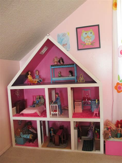 how to build a barbie doll house out of wood kruse s workshop building for barbie on a budget