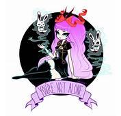 Pastel Goth Anime Tumblr  Buscar Con Google Magia