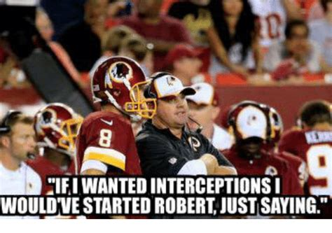 Kirk Cousins Memes - funny robert griffin iii memes of 2016 on sizzle