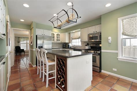 What Color To Paint Kitchen Walls With Green Cabinets