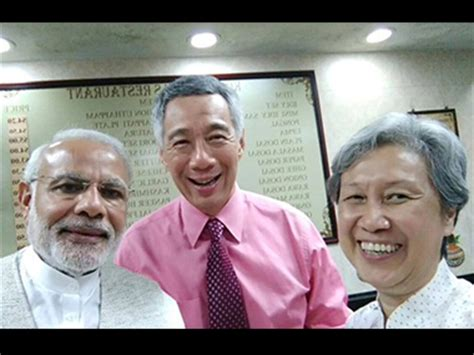 lee hsien yang divorce wife watch pm modi lee hsien s dinner diplomacy includes chai