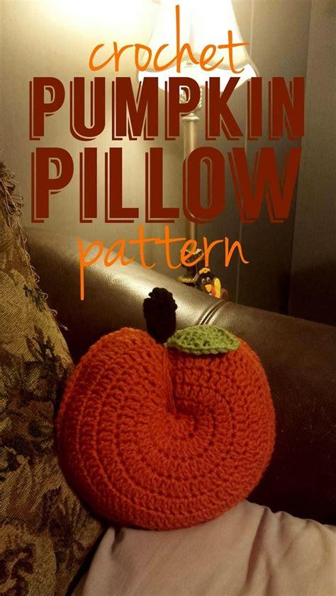Pumpkin Pillow Pattern by 1000 Ideas About Crochet Pumpkin On Amigurumi