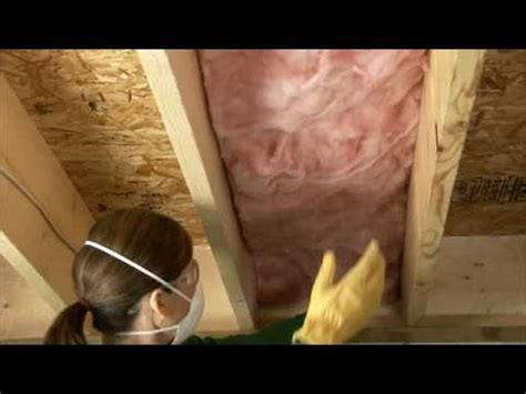 Video to add Insulation to Unconditioned Crawl Space   YouTube