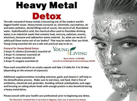 Heavy Metals Detox Bath by 220 Best Images About Essential Oils On Sinus