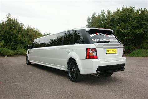 range rover limo range rover sport limo hire autos post