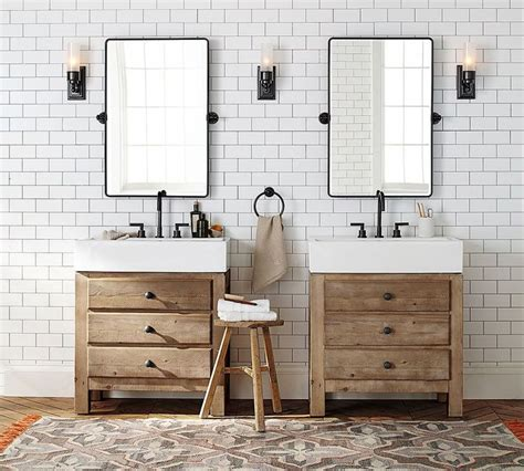pottery barn bathroom mirror excellent the 25 best bathroom mirrors ideas on pinterest