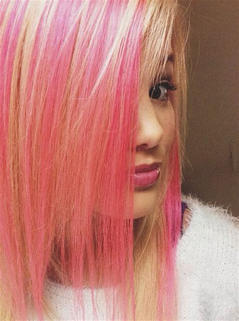 pink photos hair 2013 photo olivia holt pretty in pink october 4 2013