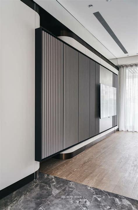 hidden storage idea trendy living rooms