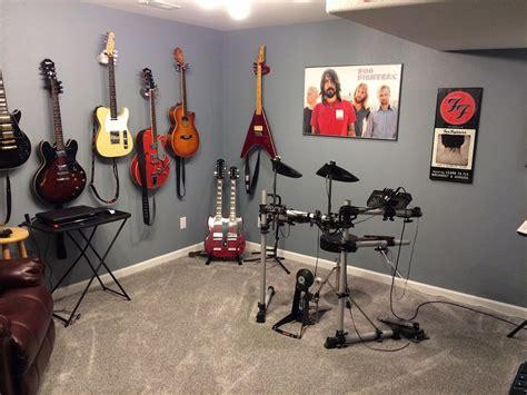 music bedroom decor diy music room decor