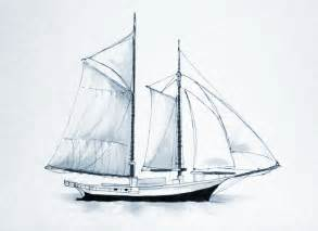sailboat by shadowseason on deviantart