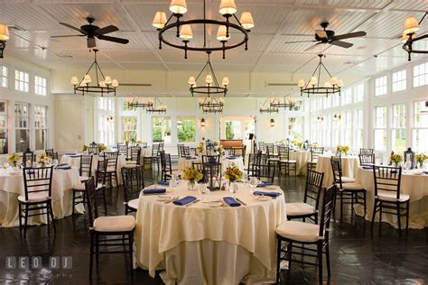 Chesapeake Bay Beach Club Wedding: Kaye   Eric