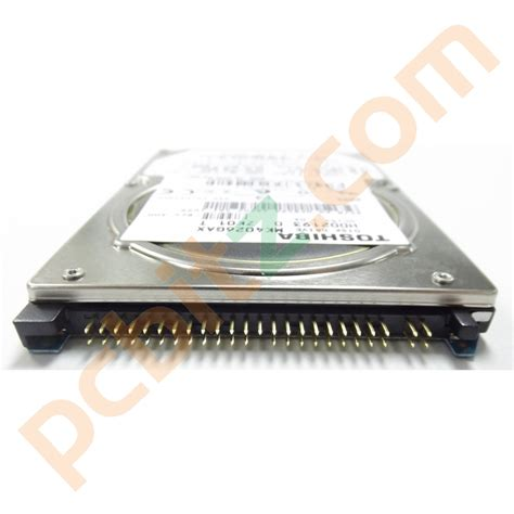 Harddisk Laptop Ide 40gb toshiba mk4026gax 40gb ide 2 5 quot laptop drive drives
