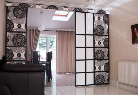 design room divider curtain porch living room