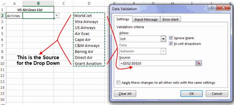 easiest way to make a calendar on excel how to make a drop list in excel