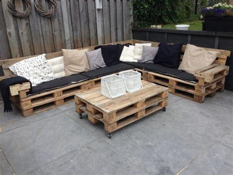lounge aus paletten anleitung gartenliege aus paletten