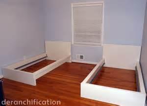 bed frames for boys 17 best ideas about bed frames on diy bed