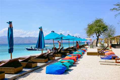 8 good restaurants on the gili islands gili trawangan halomi trekker