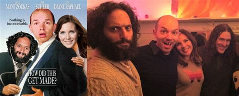 jason mantzoukas podcast how did this get made community blog by occams occam thoughts podcasts