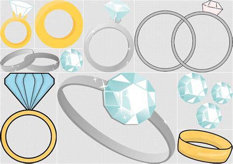 clipart matrimonio clipart de anillos de compromiso y anillos de boda oh