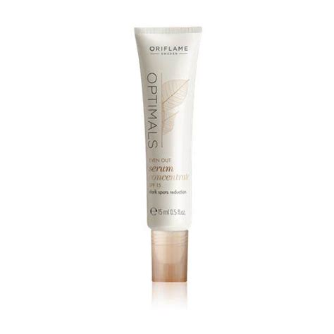 Serum Oriflame optimals even out serum concentrate spf 15 pakistan