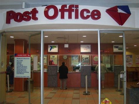 Post Office by South Post Office 2016 Technology Graduate