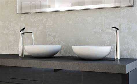 rubinetti alti lavabo appoggio rubinetteria per il lavabo cose di casa