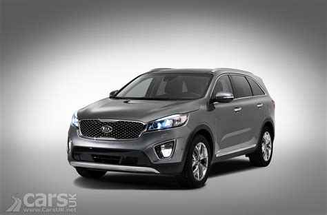 Sorento Kia 2015 2015 Kia Sorento Pictures Cars Uk