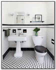 Black And White Bathroom Tiles Ideas Black And White Bathroom Tile Ideas Tiles Home Design