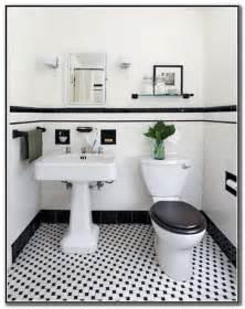 Black White Bathroom Tiles Ideas Black And White Bathroom Tile Ideas Tiles Home Design