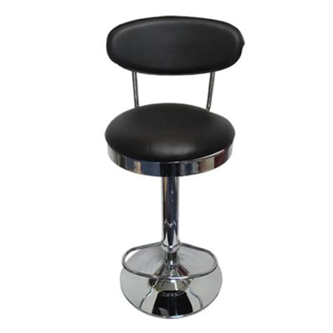 Vintage Breakfast Bar Stools by Stoolsonline Padded Bar Kitchen Counter And Chrome