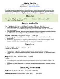 resume template au cv template free professional resume templates word