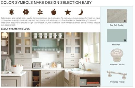 stuart in living color martha stewart makes kitchen design easy with color