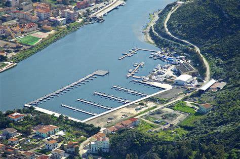 porto di bosa bosa marina porto fluviale in bosa marina sardinia italy