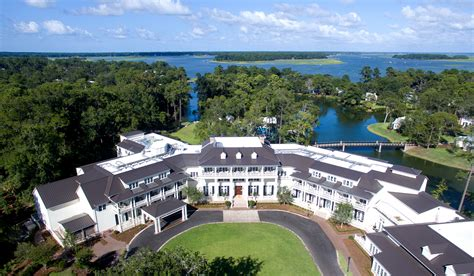 Montage Palmetto Bluff Completes Historic Update Hotel Inn Resort House Sc