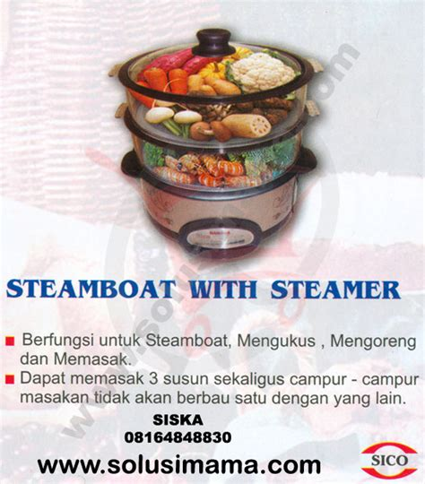 steamboat serpong solusi mama steamboat with steamer