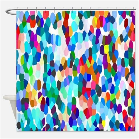 dots shower curtain dots shower curtains dots fabric shower curtain liner