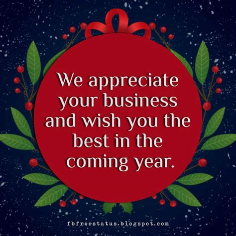 christmas greeting messages  business  images