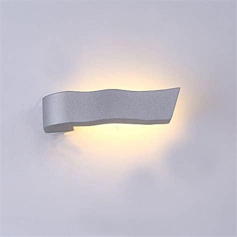 applique soggiorno lightess lada da parete a led 5w stile moderno applique