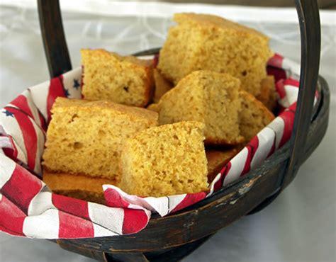rührteig kuchen rezept cornbread maisbrot usa kulinarisch