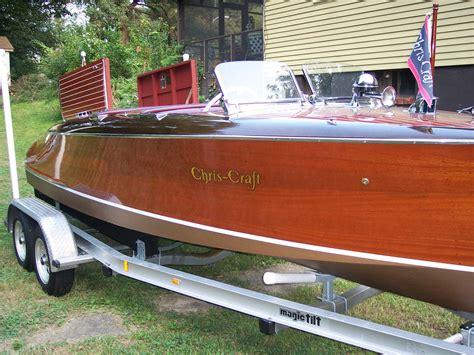 barrel back boat chris craft barrelback 1939 for sale for 50 000 boats
