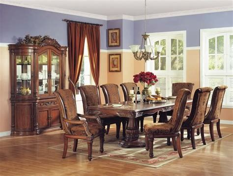 formal dining room sets with china cabinet estelle formal dining room set china cabinet furniture