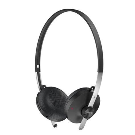 new sony sbh60 stereo bluetooth wireless ear headphones headset black ebay